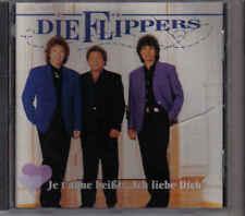 Die Flippers-Je Taime Heist Ich Liebe Dich cd album