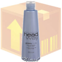 Glossy Milk head.way box 12 pcs x 200ml Tecnoform Biacrè ® frizz removing