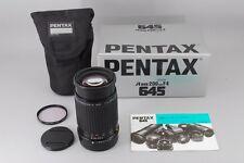 [MINT in BOX] SMC PENTAX- A 645 200mm f4 MF Lens for 645 N II from Japan #63