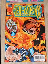 Generation X #23 (Marvel 1995) - > Chris Bachalo, mitch byrd!