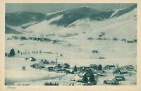 Ansichtskarte Bernau Wintersportplatz 1934  (Nr.752)