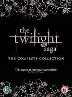 The Twilight Saga - The Complete Collection(5 Film) DVD Nuovo DVD (SUM51746)