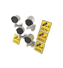 Dc2 TELECAMERA CCTV FINTA OFFERTA SPECIALE CONFEZIONE DA 2