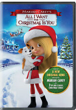Mariah Carey's: All I Want for Christmas Is You [New DVD]