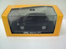 GENUINE OPEL Meriva (Black) 1:43 Diecast Model Car by Minichamps