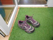 WOMENS  MERRELL AZURA WATERPROOF WALKING SHOES - UK SIZE 6 - IN A GOODISH COND