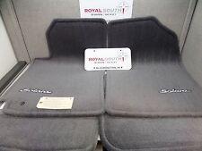 Toyota Solara Hardtop 1999 - 2003 Gray Carpet Floor Mats Set Genuine OEM OE