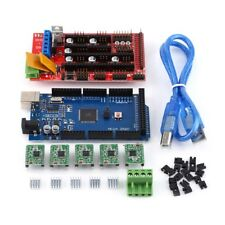 RAMPS 1.4 Set/Kit Rep Rap Shield Mega 2560 R3+A4988 für 3D Drucker USB-Kabel
