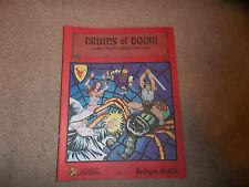 Judges Guild Druids of Doom