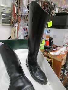 Stivali  monta inglese marca UMBRIA taglia 43   in cuoio  polp.+3