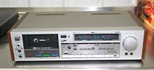 VINTAGE AIWA M800 3-head, single compact cassette deck 4-track, 2-channel stereo
