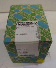 New sealed box TMC 3 M1 122 25,0A Phoenix Contact din rail circuit breaker
