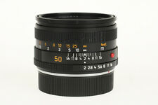 Leica Summicron-R 1:2/50 11216 Objektiv
