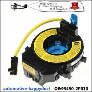 NEW Spiral Cable Clock Spring 93490-2P010 Fits For HYUNDAI i10 i20  93490-1J100