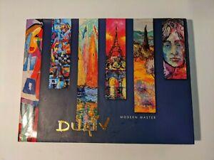 Signed Duaiv Modern Master Hardcover ISBN: 9780998529318