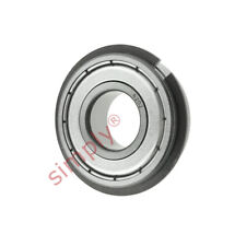 Major Branded 62022ZNR Shielded Snapring Deep Groove Ball Bearing 15x35x11mm