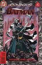 BATMAN 529 ...NM-...1996..Contagion Part 6 of 11: Tears of Blood... Bargain!