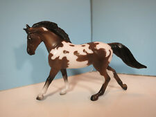 BREYER STABLEMATE-Spirit Riding Free Series 2 Brown Pinto Warmblood Horse-New