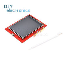 2.4inchTFT LCD Display Shield Touch Panel Module ILI9341  Arduino UNO R3 US