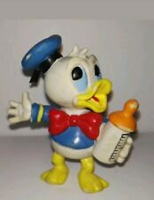 Donald baby bottle PVC 1987 COMICS SPAIN Very rare.