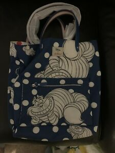 Cath Kidston Alice In Wonderland Bag BNWOT