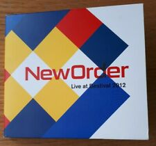 New Order : Live at Bestival 2012 CD