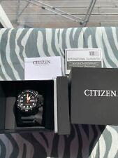 Citizen Automatic Divers Watch, Black PVD