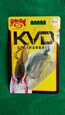 STRIKE KING KVD SPINNERBAIT 1/2OZ FSB12WW-590GS
