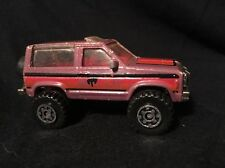 1987 Matchbox Ford Bronco With Sunroof