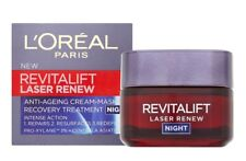 L'Oreal Paris Revitalift Laser Renew Night Cream, 50 ml.