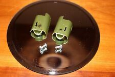 Cox P-40 Warhawk Landing Gear Doors and Screws for 1970's 049 Airplanes