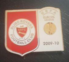 SLIGO Rovers UEFA EUROPA LEAGUE in metallo pin badge calcio irlanda irish