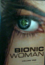 BIONIC WOMAN The COMPLETE SERIES Michelle Ryan All 8 Episodes + Special Features