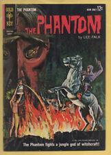 The Phantom #4 August 1963, Western, 1962 Series VF-