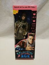 1991 Thq Gold outfit Vanilla Ice Doll 12� Bnib - Factory packaging - 9001