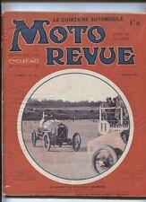 Moto Revue N°181 : 1 octobre 1925  ,Spécial quinzaine automobile  100 pages