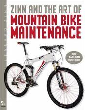 Zinn and the Art of Mountain Bike Maintenance by Lennard Zinn (2010, Paperback,