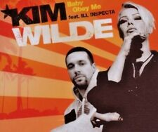 KIM WILDE - Baby Obey Me - 4 track CD Single EP