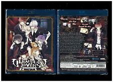 Diabolik Lovers: Complete Anime Collection (Brand New Blu-ray Set, 2015)