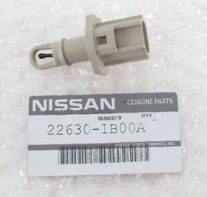 Genuine OEM Nissan 22630-1B00A Intake Air Temp Sensor Sentra Xterra Altima Quest