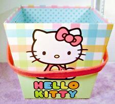 HELLO KITTY Halloween Candy Bucket