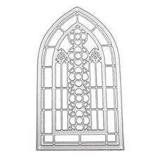 Window Frame Metal Cutting Dies Stencils Scrapbooking Embossing Die Useful#ww
