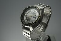Vintage 1972 JAPAN SEIKO  FIVE SPORTS SPEED TIMER 7015-7010 21Jewels Automatic.