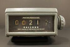 Veeder Root Td 1826 Mechanical Meter Register Counter Fuel Oil Gas Diesel