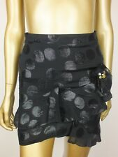 ALANNAH HILL MINI SKIRT 'SHE'S A FUNNY DAME SKIRT ' JEWELS  -  6