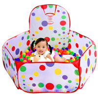 Ocean Ball Pit Pool Game Play Tent Baby Children Kids Outdoor Indoor Play House