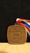 Vintage IBM Personal Computer Medal Medallion