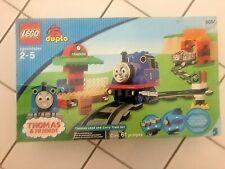NEW LEGO DUPLO 5554 THOMAS & FRIENDS TRAIN SET VINTAGE CARGO CRANE TOWER
