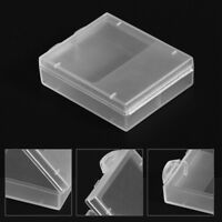10X Clear Plastic Battery Holder Storage Box Case Container for Gopro Camera SP
