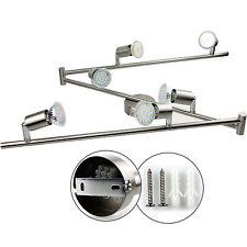 GU10 LED Spot Strahler Deckenlampe Wandlampe Deckenleuchte Lampe 6 flammig TOP